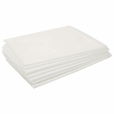 Простыни одноразовые ЧИСТОВЬЕ нестерильные, комплект 15 шт., 160х200 см, СМС 22 г/м2, белые, 600-711 - фото 427046
