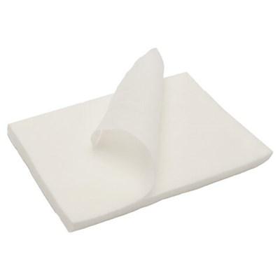 Салфетки одноразовые ЧИСТОВЬЕ нестерильные, комплект 100 шт., 10х10 см, спанлейс 40 г/м2, белые, 00-143 - фото 427080