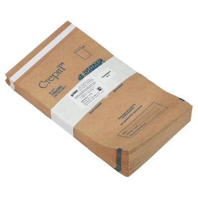 Пакет крафт самоклеящийся ВИНАР СТЕРИТ, комплект 100 шт., для ПАРОВОЙ/ВОЗДУШНОЙ стерилизации, 150х250 мм, 6 - фото 427367