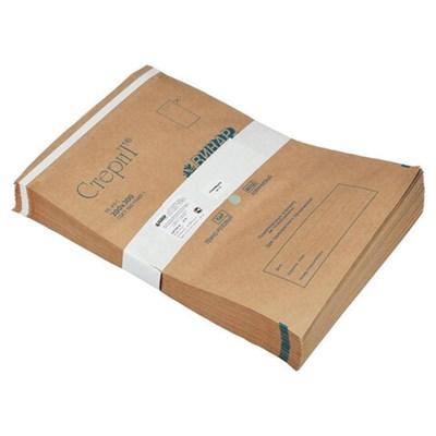 Пакет крафт самоклеящийся ВИНАР СТЕРИТ, комплект 100 шт., для ПАРОВОЙ/ВОЗДУШНОЙ стерилизации, 200х300 мм - фото 427374