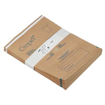 Пакет крафт самоклеящийся ВИНАР СТЕРИТ, комплект 100 шт., для ПАРОВОЙ/ВОЗДУШНОЙ стерилизации, 250х320 мм - фото 427383