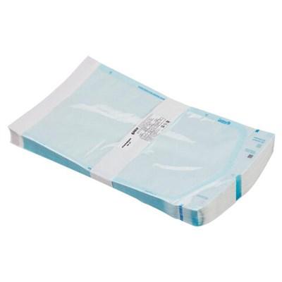 Пакет комбинированный самоклеящийся ВИНАР СТЕРИТ, комплект 100 шт., для ПАРОВОЙ/ГАЗОВОЙ стерилизации, 200х350 мм, 27 - фото 427492