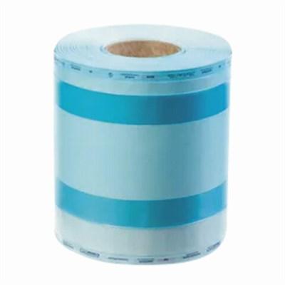 Рулон комбинированный со складкой ВИНАР СТЕРИТ, для ПАРОВОЙ/ГАЗОВОЙ стерилизации, 75 мм х 25 мм х 100 м - фото 427533