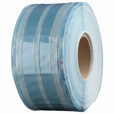 Рулон комбинированный со складкой ВИНАР СТЕРИТ, для ПАРОВОЙ/ГАЗОВОЙ стерилизации, 100 мм х 50 мм х 100 м - фото 427534