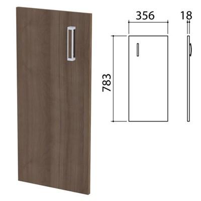 "Дверь ЛДСП низкая ""Приоритет"", 356х18х783 мм, БЕЗ ФУРНИТУРЫ (код 640427), гарбо, К-936, К-936 гарбо - фото 428050"