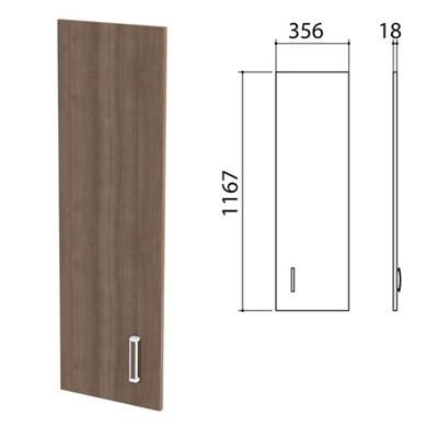 "Дверь ЛДСП средняя ""Приоритет"", 356х18х1167 мм, БЕЗ ФУРНИТУРЫ (код 640427), гарбо, К-937, К-937 гарбо - фото 428051"