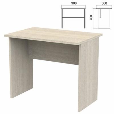 """Стол письменный """"Арго"""", 900х600х760 мм, ясень шимо - фото 428329"""