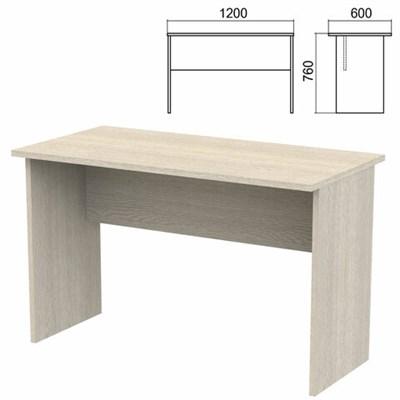 """Стол письменный """"Арго"""", 1200х600х760 мм, ясень шимо - фото 428334"""
