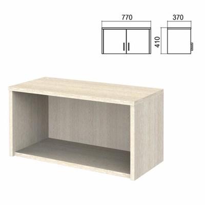 """Шкаф-антресоль """"Арго"""", 770х370х410 мм, ясень шимо - фото 428485"""