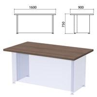 """Столешница стола письменного """"Приоритет"""", 1600х900х750 мм, гарбо, К-901, К-901 гарбо"""