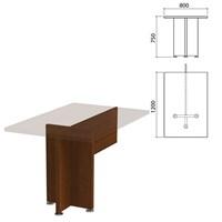 "Каркас стола приставного ""Приоритет"", 800х1200х750 мм, гарбо, К-918, К-918 гарбо"