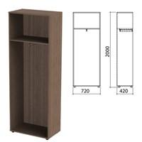 """Шкаф (каркас) для одежды """"Приоритет"""", 720х420х2000 мм, гарбо, К-935, К-935 гарбо"""